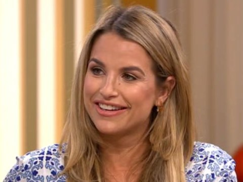 Vogue Williams hits back at 'offensive' pregnancy-shaming after posting pictures working out