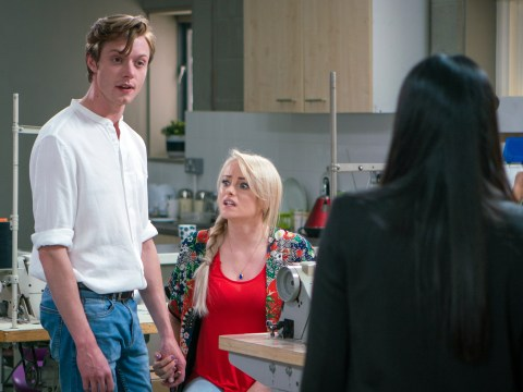 Corrie spoilers: Sinead Tinker lies to Daniel Osbourne about her pregnancy