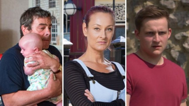 Coronation Street, EastEnders and Emmerdale spoilers for Johnny, Tina and Lachlan