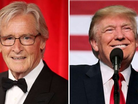 Coronation Street star Bill Roache thinks he knows how to solve the Donald Trump problem