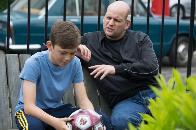 EastEnders spoilers: Stuart uses Dennis for his horrific