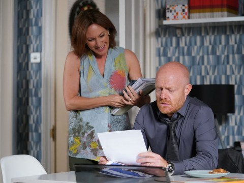EastEnders spoilers: Max Branning explodes with jealousy over Rainie