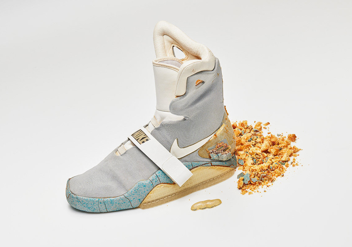 Back to the Future shoe sells for