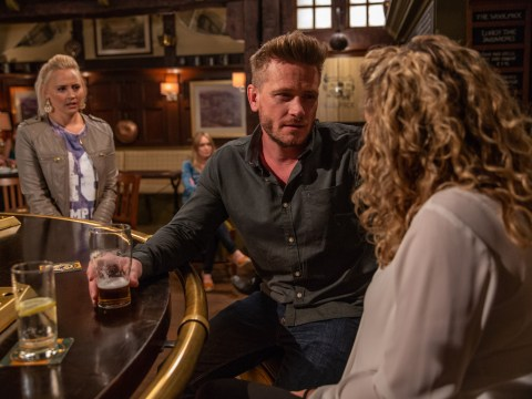 Emmerdale spoilers: Heartbroken David struggles with Tracy's abortion decision