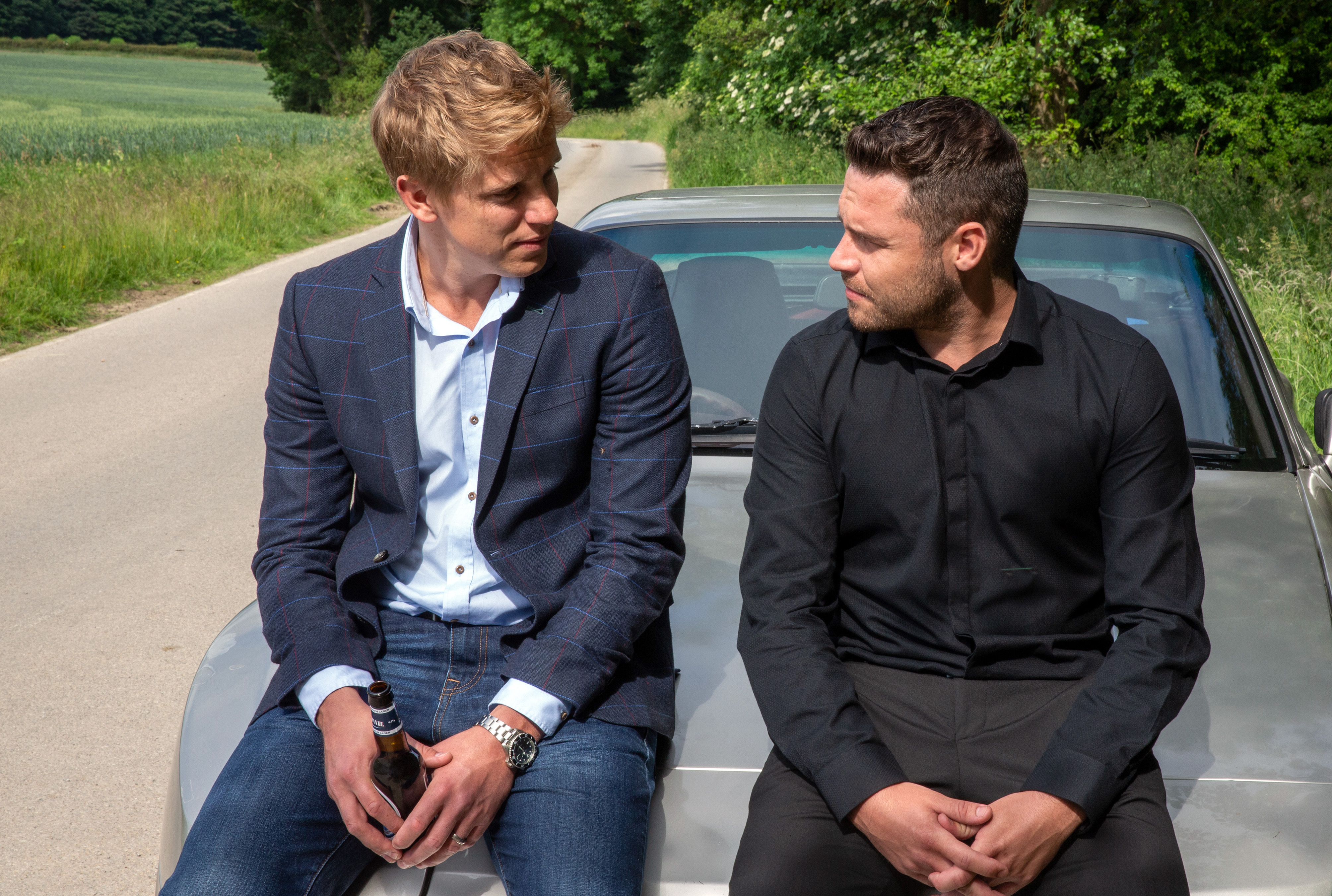 Emmerdale spoilers: Aaron Dingle plans to propose to Robert Sugden