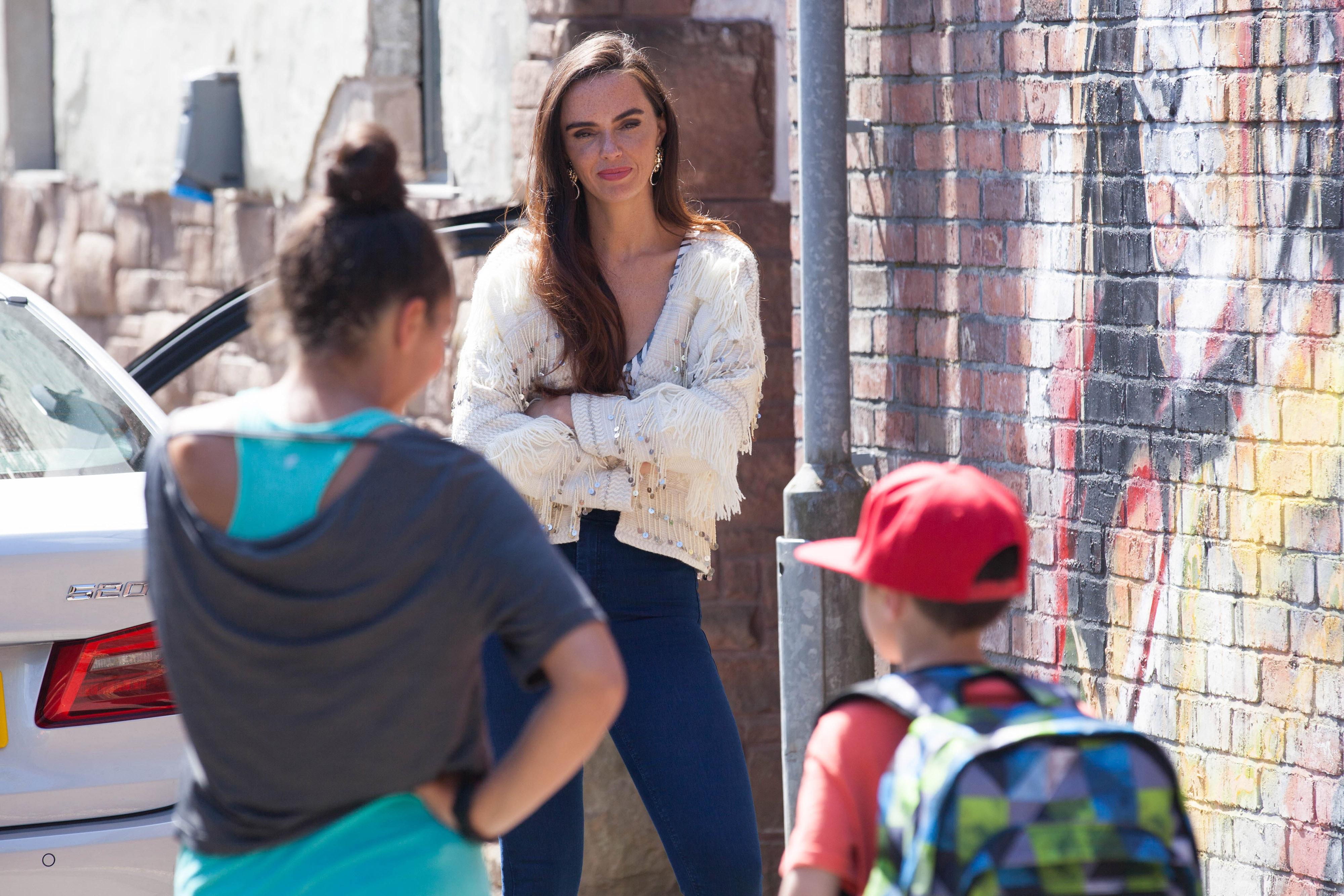 Hollyoaks spoilers: Jennifer Metcalfe reveals all on Mercedes McQueen's triumphant return