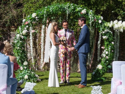 Hollyoaks spoilers: Damon stops wedding, confesses cheating secret