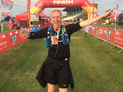 Anxious to ultramarathon: How one runner went from anxiety-induced paralysis to 100k