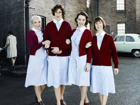 Call The Midwife hits back at 'nonsense' claims Miranda Hart is banned from returning