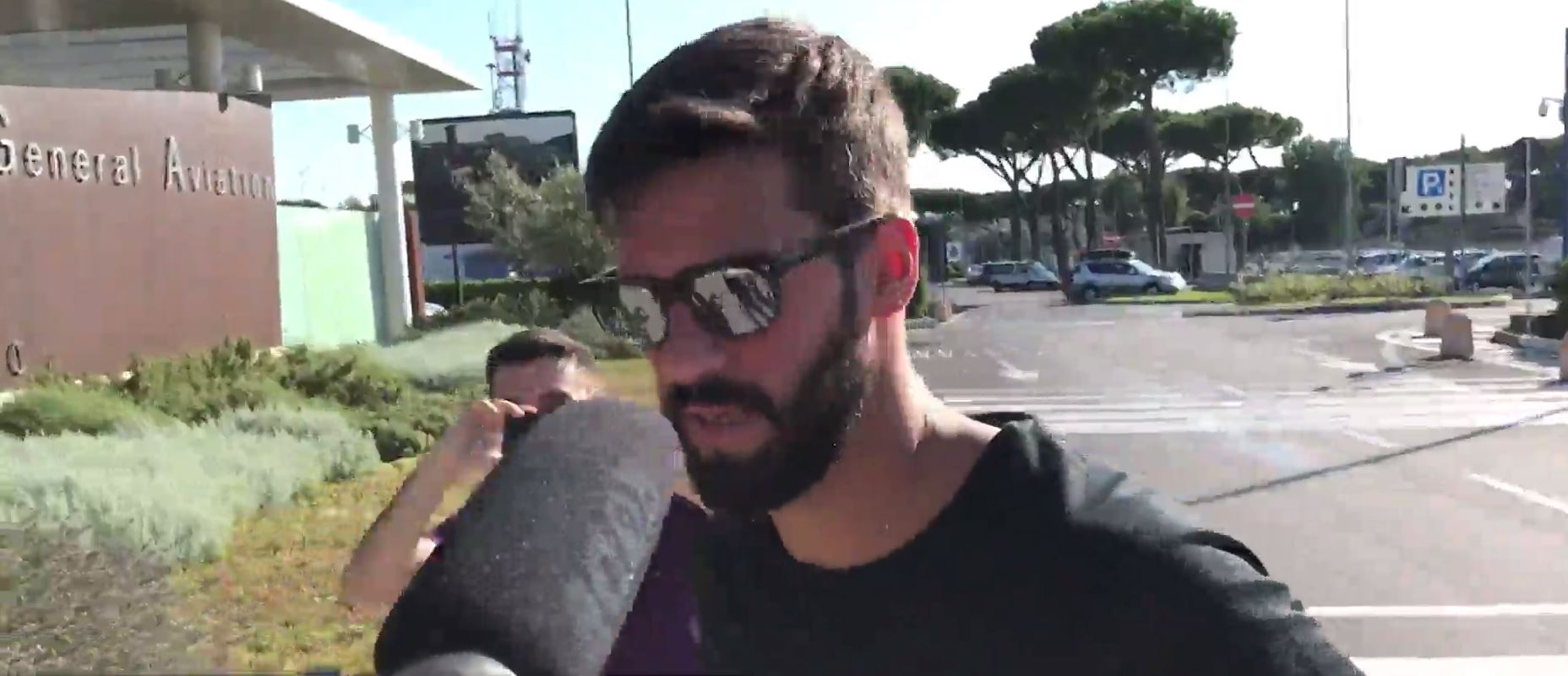 Alisson speaks out after Liverpool agree £67m deal with Roma