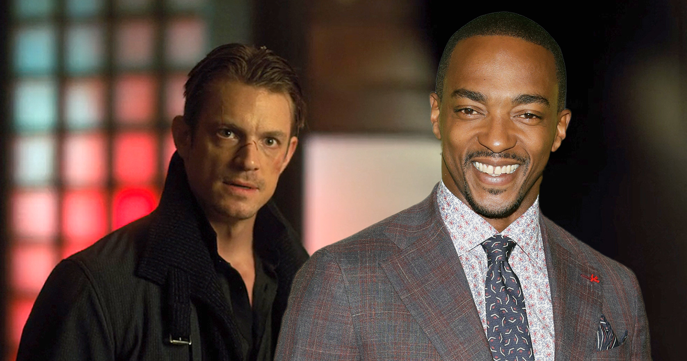 Picture: Netflix, Getty Avengers star Anthony Mackie confirmed for Netflix's Altered Carbon season two