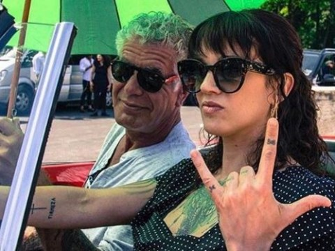 Asia Argento shares picture taken of Anthony Bourdain days before he took his own life