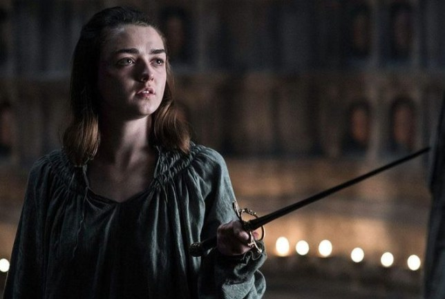 Game of Thrones' Arya Stark was either supposed to be killed off ages ago or the last two seasons were never planned