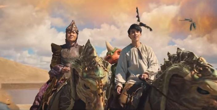 Still from Asura trailer