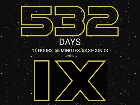 Star Wars Episode IX release date confirmed as John Boyega starts countdown