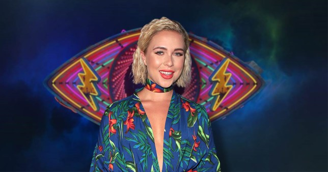 """Picture: Channel 5, Getty Gabby Allen wants to """"showcase herself as individual"""" on Celebrity Big Brother"""