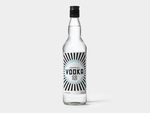 This £12.50 supermarket vodka has been voted one of the best in the world