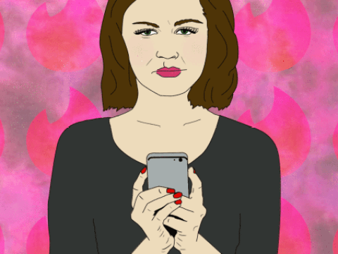 Do you use dating apps while you're on the loo?