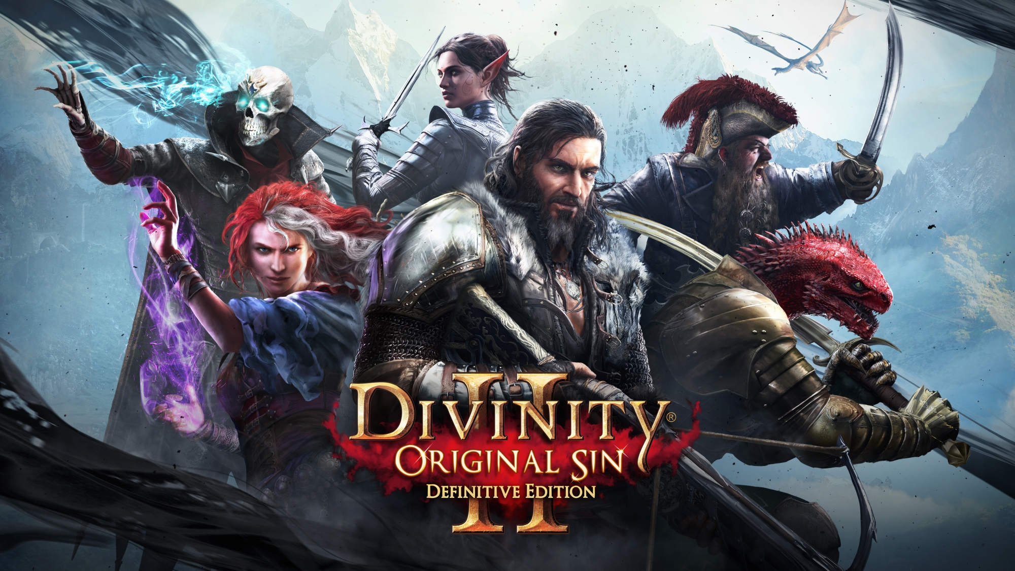 Divinity: Original Sin II – Definitive Edition interview – 'how do we make a sandbox RPG more accessible?'
