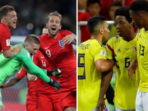 300,000 sore losers sign petition to get Colombia and England game replayed