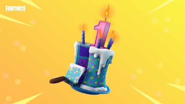 Fine All 10 Birthday Cake Locations To Complete Fortnite Challenge Funny Birthday Cards Online Elaedamsfinfo