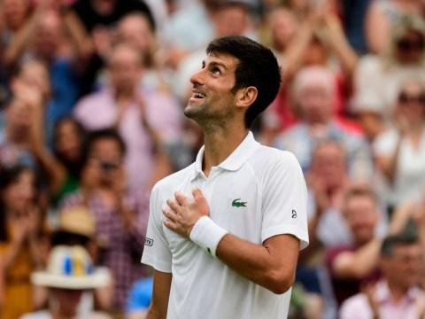 Novak Djokovic clarifies Centre Court roof situation after reaching Wimbledon final