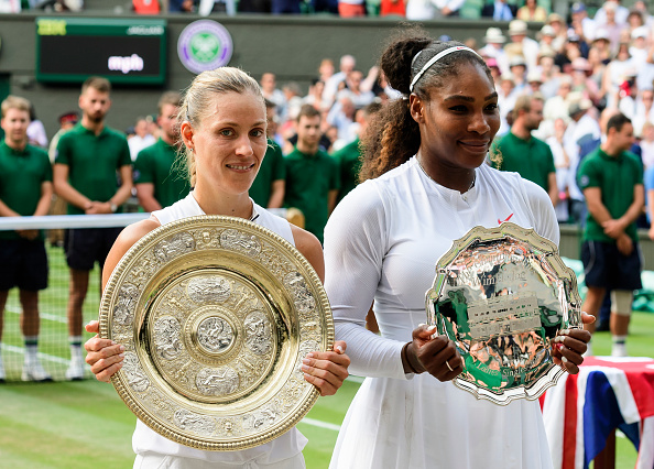 Serena Williams and Angelique Kerber unanimous over Djokovic-Nadal decision