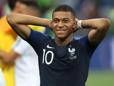 Didier Deschamps believes Kylian Mbappe is better than Thierry Henry