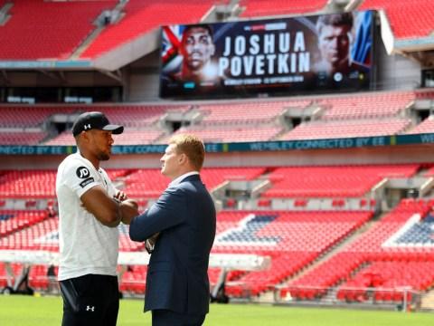 David Haye: Alexander Povetkin will be tougher fight than Wladimir Klitschko