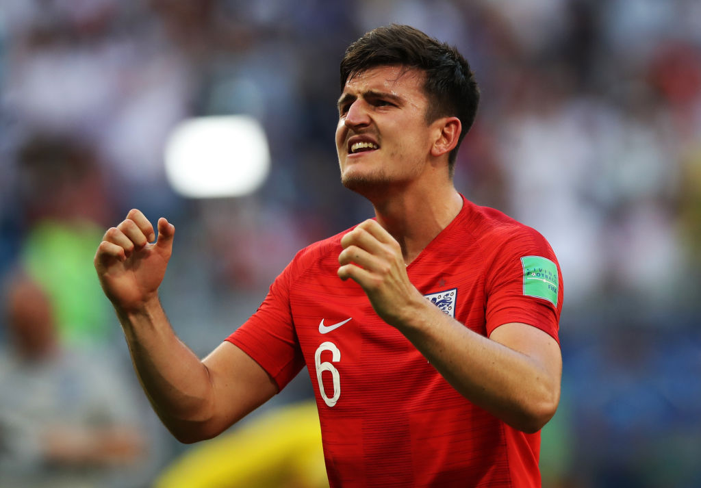 Claude Puel responds to Manchester United approach for Harry Maguire