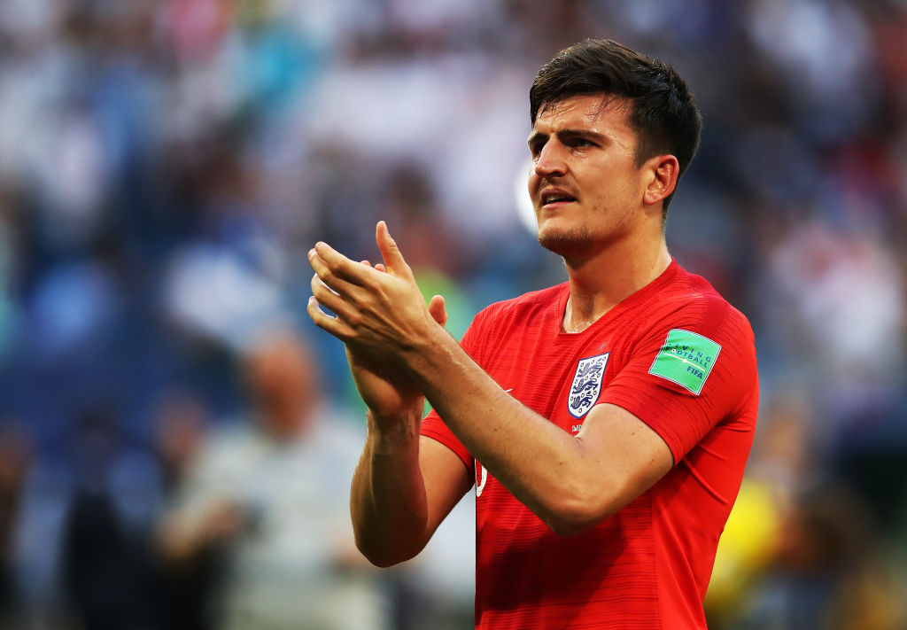 Harry Maguire confident of completing £50m Manchester United transfer