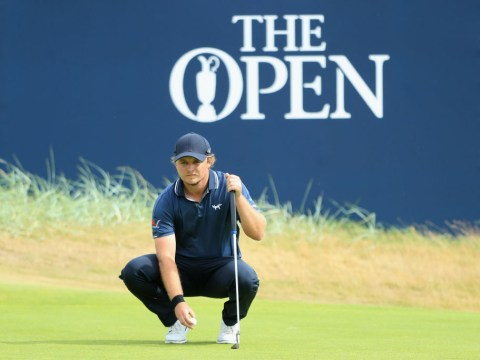 Eddie Pepperell reveals playing hungover was the secret to nearly winning The Open