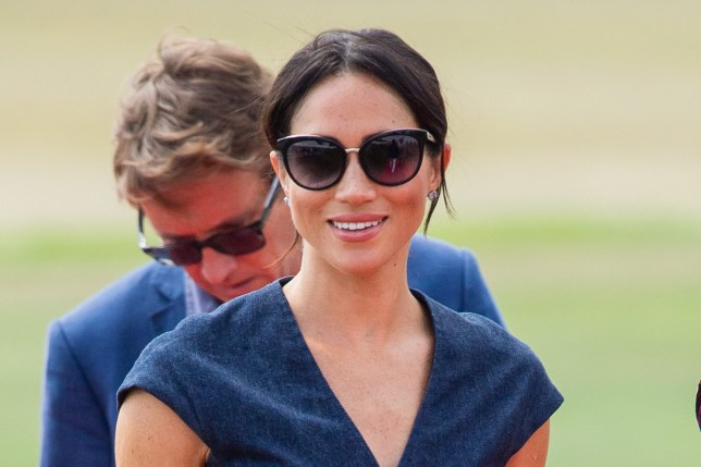 a2cc17486be1 Where to buy Meghan Markle's sunglasses the Duchess of Sussex wore at the  polo