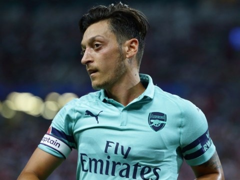 Arsenal star Mesut Ozil branded a 'coward' in wake of controversial Germany retirement