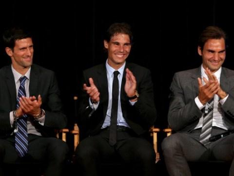 Rafael Nadal hails Roger Federer and Novak Djokovic revivals