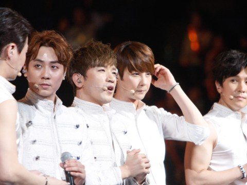'Legendary' K- Pop boyband SHINHWA is making a comeback – and fans are ecstatic
