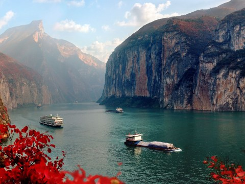 Stunning scenery and rare golden monkeys: A Yangtze River cruise in China is one you will never forget