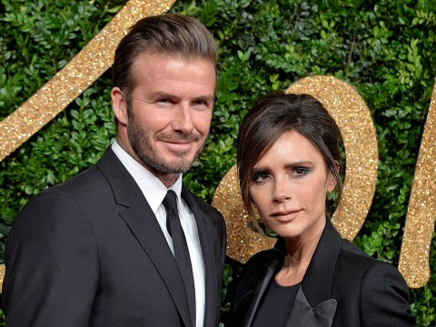 David and Victoria Beckham 'caught up in Indonesian earthquake' as they holiday with the kids