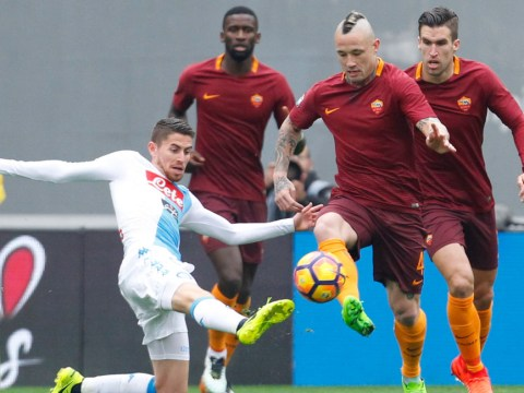 Radja Nainggolan rates incoming Chelsea signing Jorginho as one of his toughest opponents