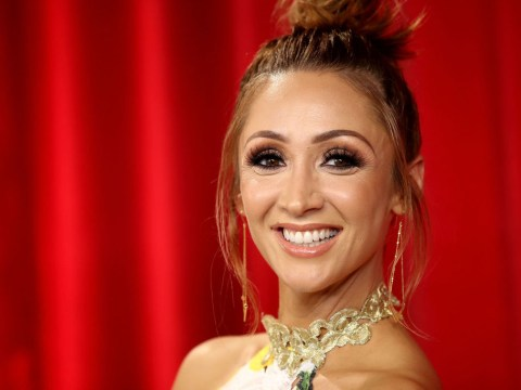 Soap star Lucy-Jo Hudson finds love again after split from Corrie's Alan Halsall