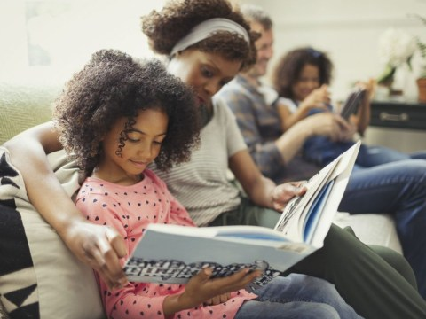 A mere 1% of children's books feature Black, Asian, and ethnic minority main characters