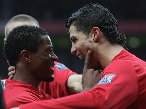 Patrice Evra tells Cristiano Ronaldo to snub Manchester United and join Juventus