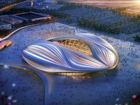 Why have the dates been moved for the Qatar World Cup 2022?