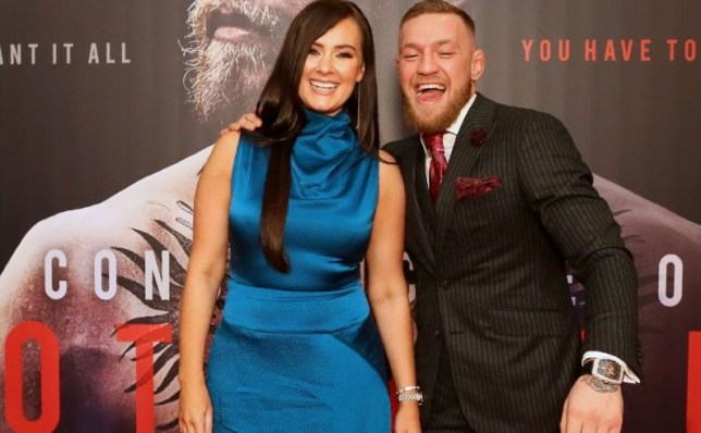 Conor Mcgregor S Girlfriend Dee Devlin Is Pregnant With Second Baby Metro News