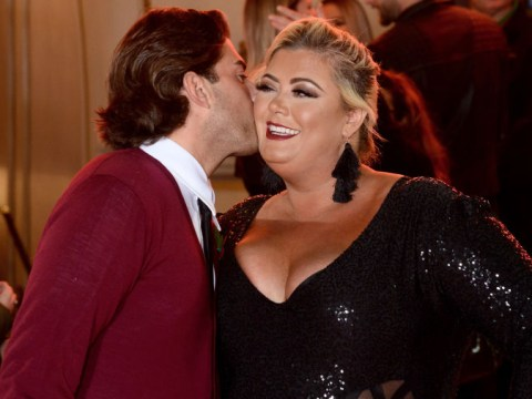 Gemma Collins reveals struggles with James Argent as she admits his return to rehab has left her 'raw'