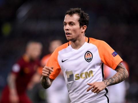 Chelsea on the verge of signing Brazilian attacker Bernard after Aleksandr Golovin snub