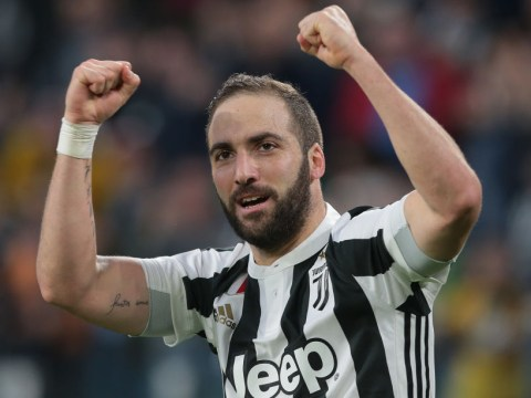 Gonzalo Higuain makes decision between Chelsea and AC Milan transfer