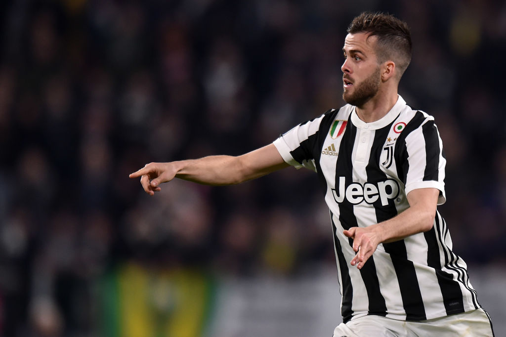 Chelsea, Manchester City and Barcelona weighing up moves for Juventus midfielder Miralem Pjanic