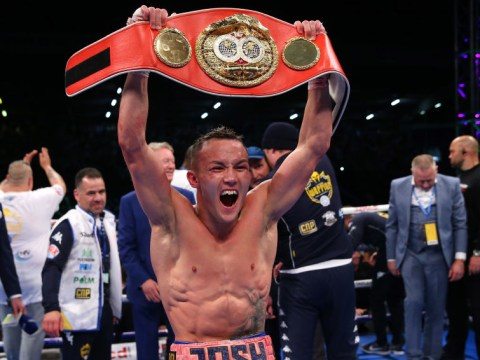 Josh Warrington targets title defence in late 2018 before featherweight unification bid
