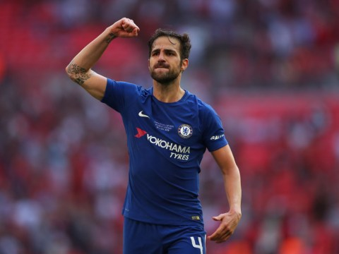 Cesc Fabregas speaks out on Chelsea appointing Maurizio Sarri